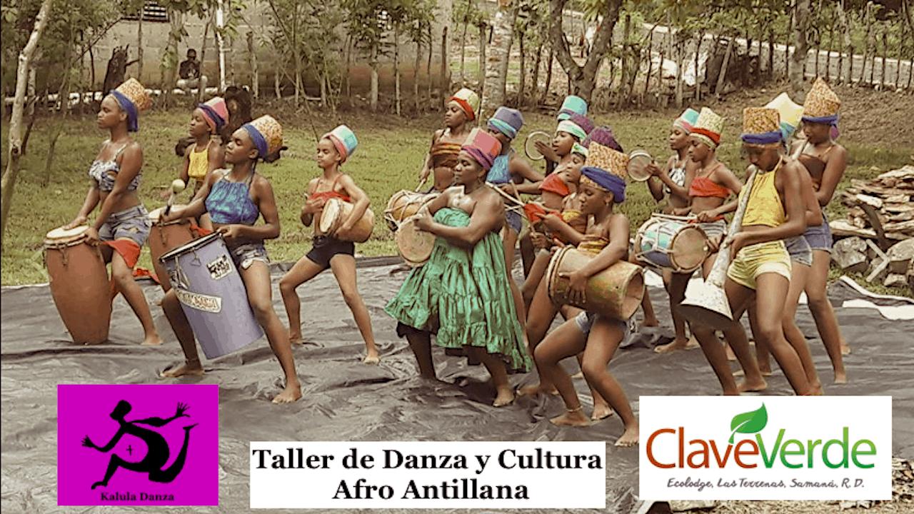 """Taller """"Danza Afro Antillana"""""""