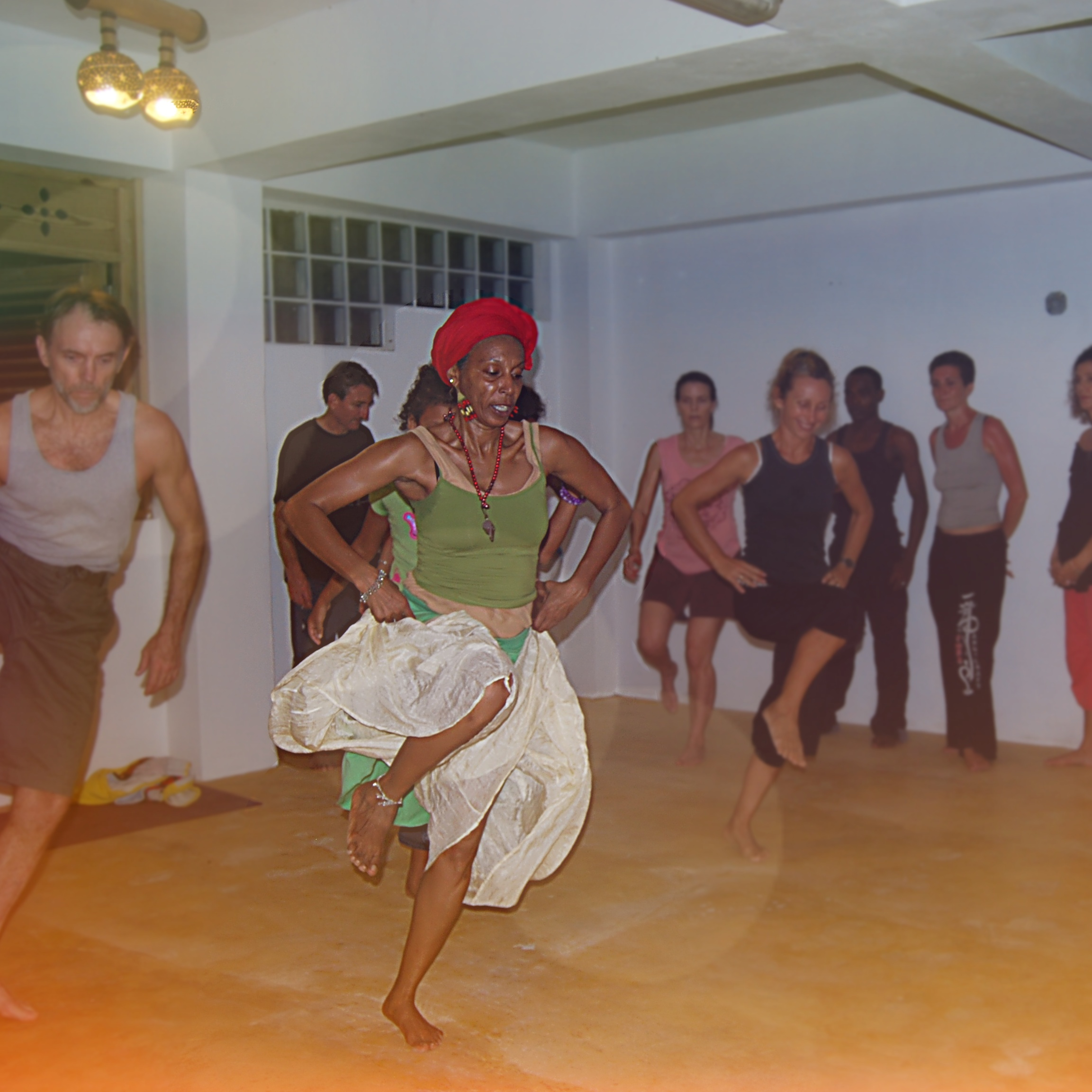 "Workshop ""Antillean Afro Dance"""